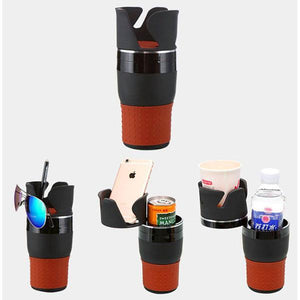 Car Water Cup Holder Extender
