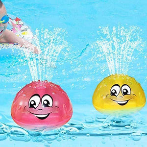 Induction Water Spray Toy