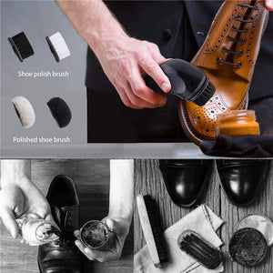 Household Small Electric Shoe Polisher(Limited time promotion-50% OFF)