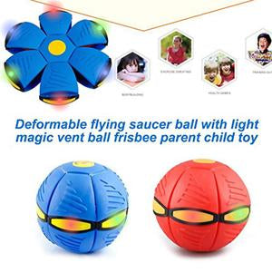 Decompression UFO Deformation Ball