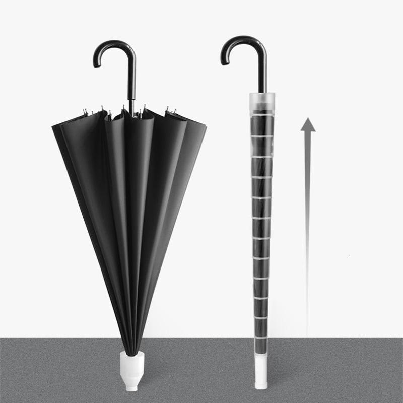 Telescopic Drip-proof Umbrella Cover - Umbrella With Collapsible Cover