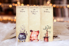 Load image into Gallery viewer, Magical Lessons, Magical Readathon bookmarks (set of 12)