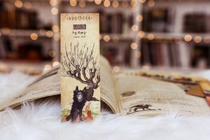 Year 3 of Magical Readathon Bookmarks (set of 4)