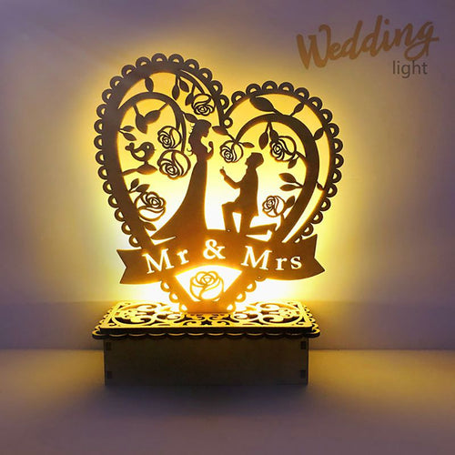 Wedding Ambiance Light