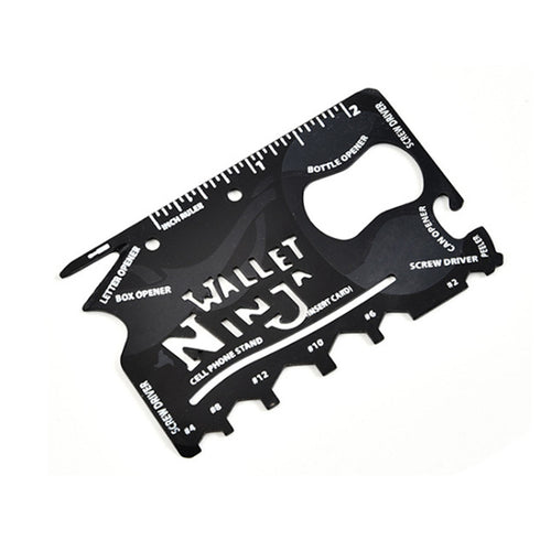 EDC Wallet Ninja Multitool