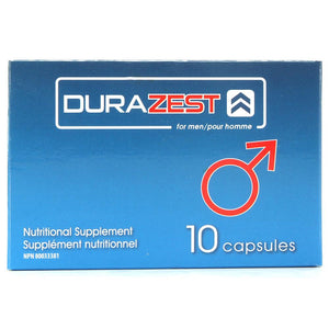 Durazest for Men in 10 Pack - Sex Toys Vancouver Same Day Delivery