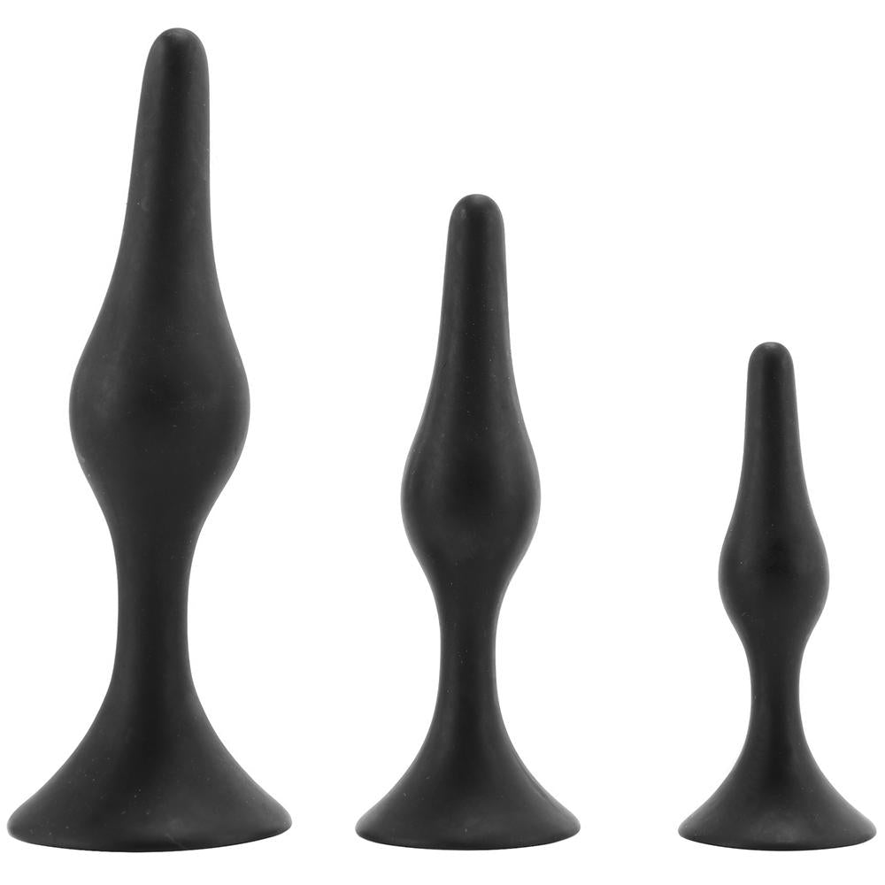 Silicone Anal Starter Kit - Sex Toys Vancouver Same Day Delivery