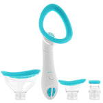 Bloom Intimate Body Pump in Sky Blue - Sex Toys Vancouver Same Day Delivery