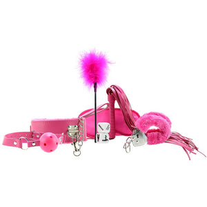 Introductory Bondage Kit #6 in Pink - Sex Toys Vancouver Same Day Delivery