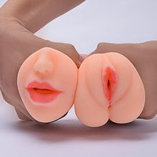 Load image into Gallery viewer, Realistic Pocket Pussy Pure Skin Masturbator