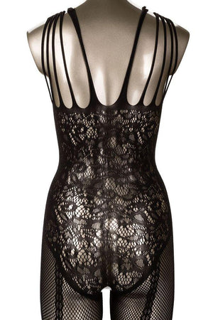 Scandal Strappy Lace Body Suit - Sex Toys Vancouver Same Day Delivery