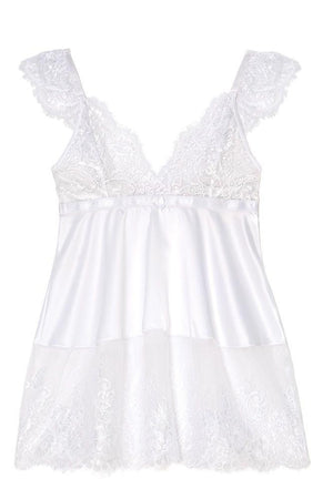 Kiss the Bride Babydoll - Sex Toys Vancouver Same Day Delivery