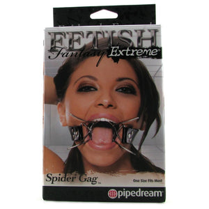 Fetish Fantasy Extreme Spider Gag - Sex Toys Vancouver Same Day Delivery