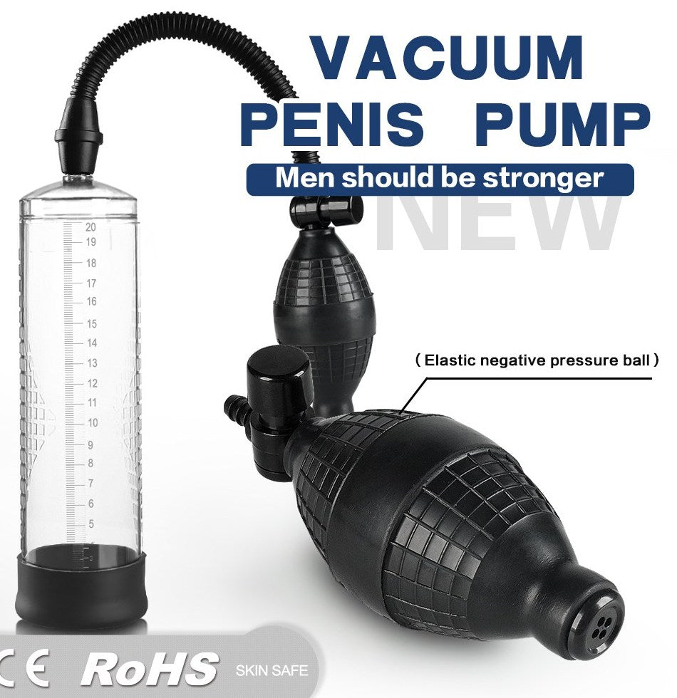 Penis Pump Enlargement