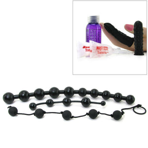 Anal Fantasy Beginner's Bead Kit - Sex Toys Vancouver Same Day Delivery