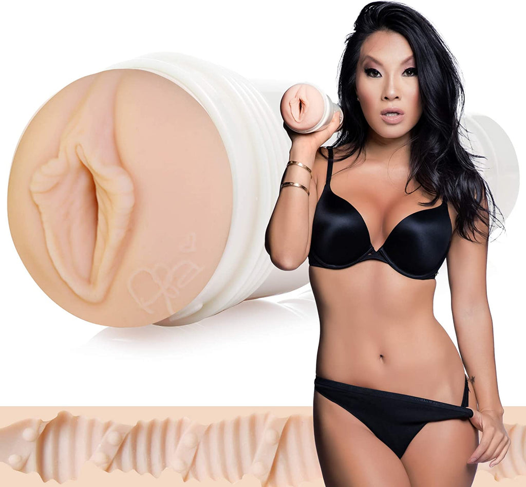 Fleshlight Girls | Asa Akira Dragon | Hyper Realistic Male Sex Toy Masturbator