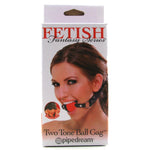 Fetish Fantasy Two Tone Ball Gag - Sex Toys Vancouver Same Day Delivery