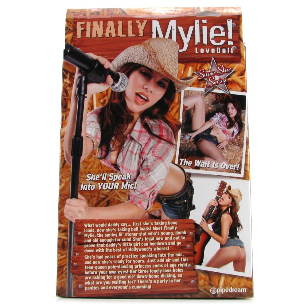 Finally Mylie! Love Doll - Sex Toys Vancouver Same Day Delivery
