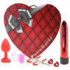 Frisky Passion Heart Kit - Sex Toys Vancouver Same Day Delivery