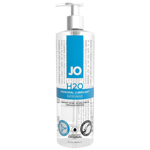 H2O Personal Lubricant in 16oz/480ml - Sex Toys Vancouver Same Day Delivery