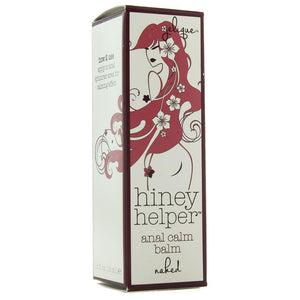 Hiney Helper Anal Calm Balm .5oz/16mL in Naked - Sex Toys Vancouver Same Day Delivery