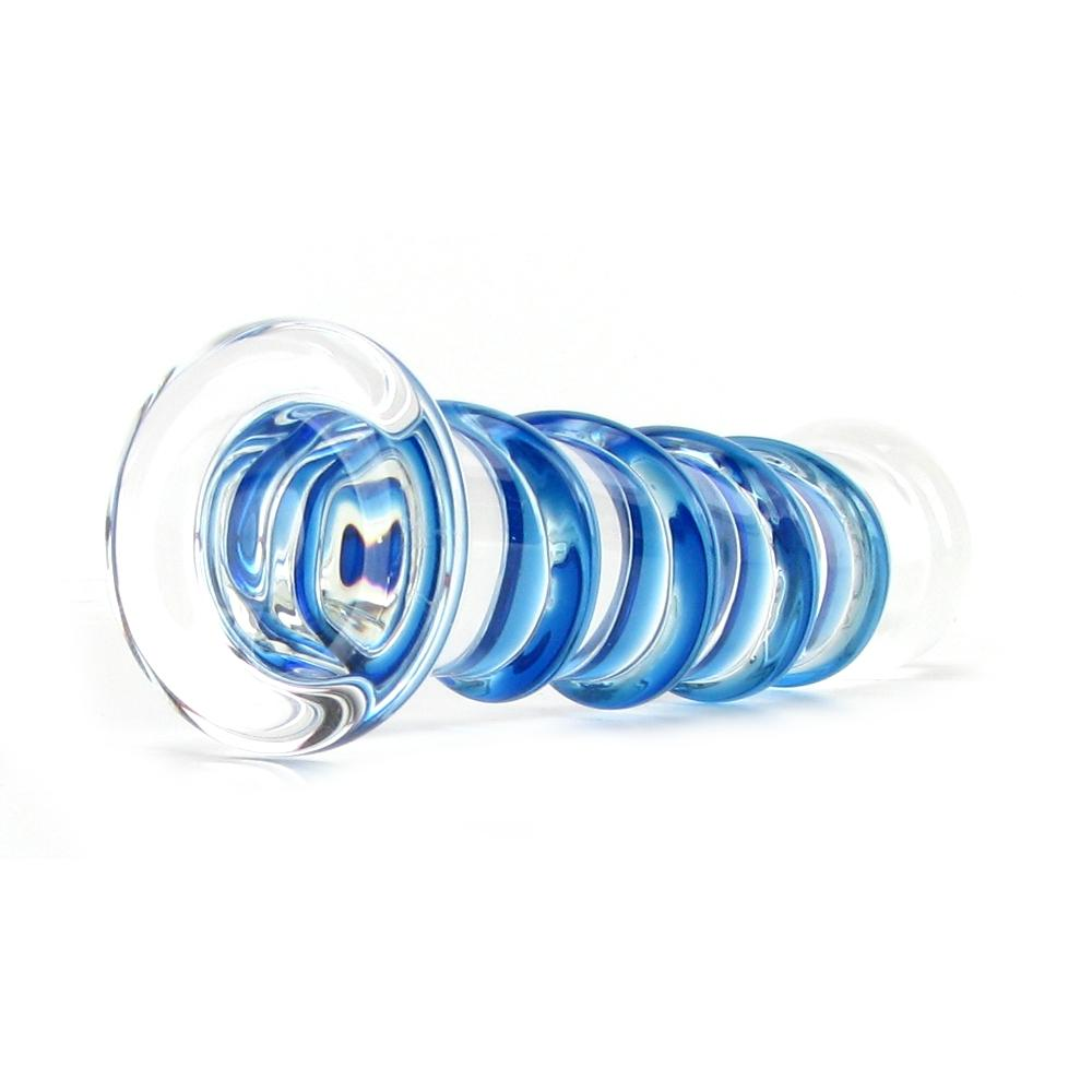 Icicles No. 05 Glass Dildo - Sex Toys Vancouver Same Day Delivery