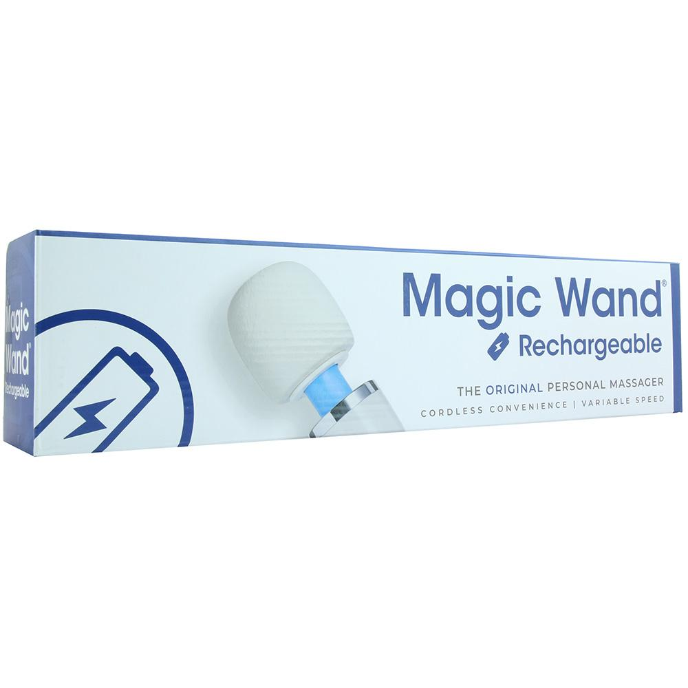 Magic Wand Rechargeable - Sex Toys Vancouver Same Day Delivery