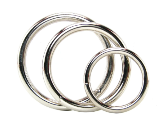 Metal Cock Ring Set - Sex Toys Vancouver Same Day Delivery