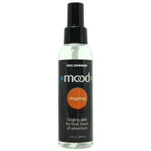 Mood Lube 4oz/113g in Tingling - Sex Toys Vancouver Same Day Delivery