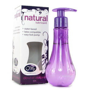 Natural Lubricant 4oz/120ml - Sex Toys Vancouver Same Day Delivery