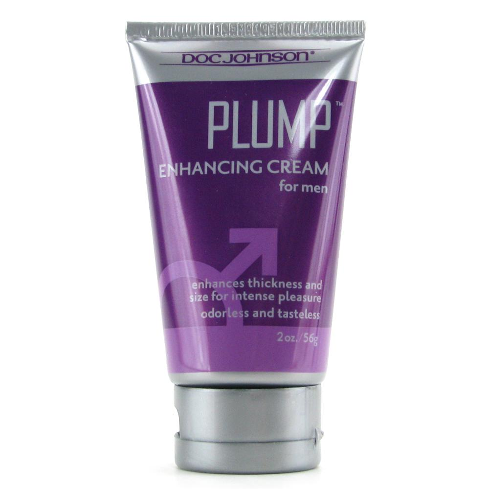 Plump Enhancement Cream for Men 2oz - Sex Toys Vancouver Same Day Delivery