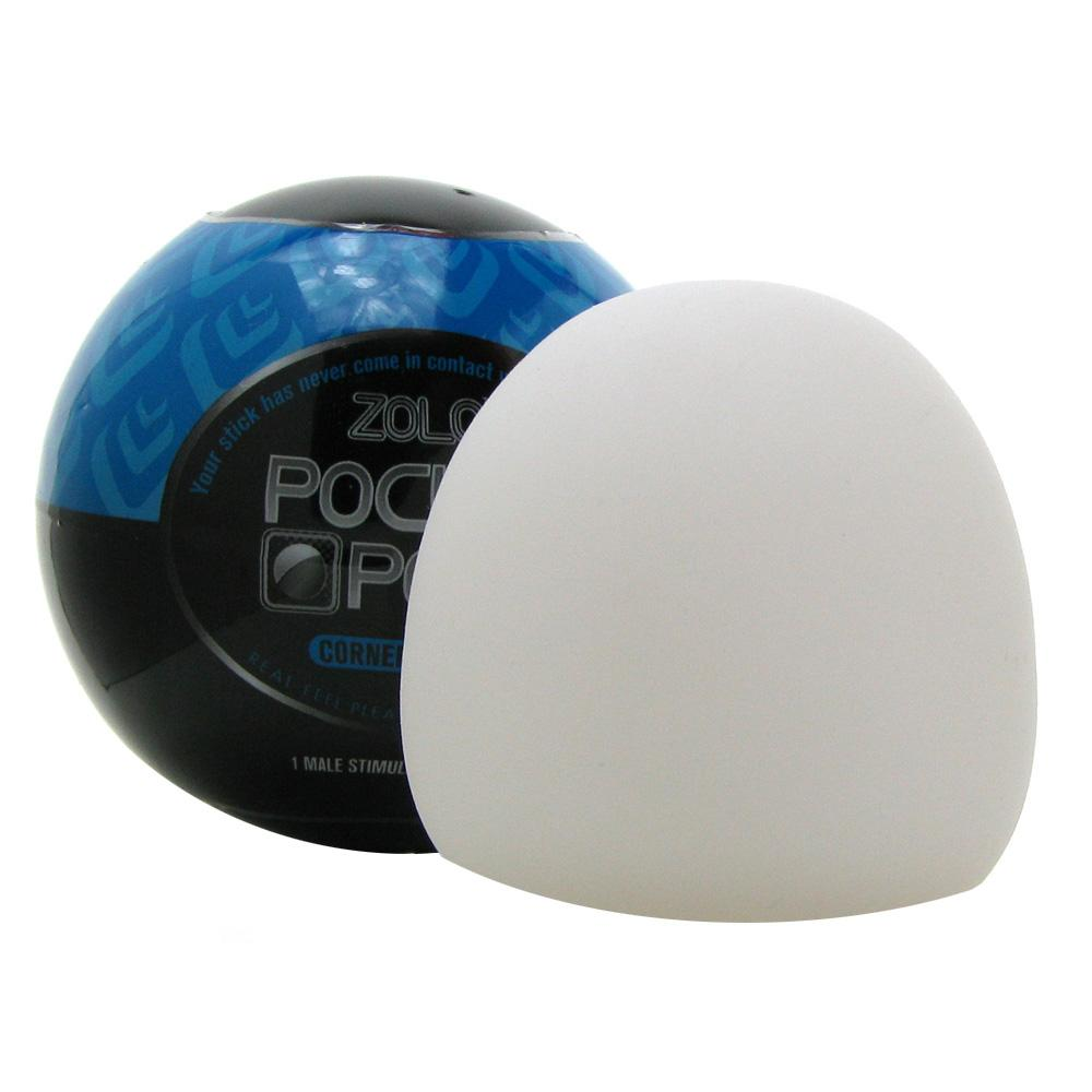Pocket Pool Corner Pocket Stroker - Sex Toys Vancouver Same Day Delivery