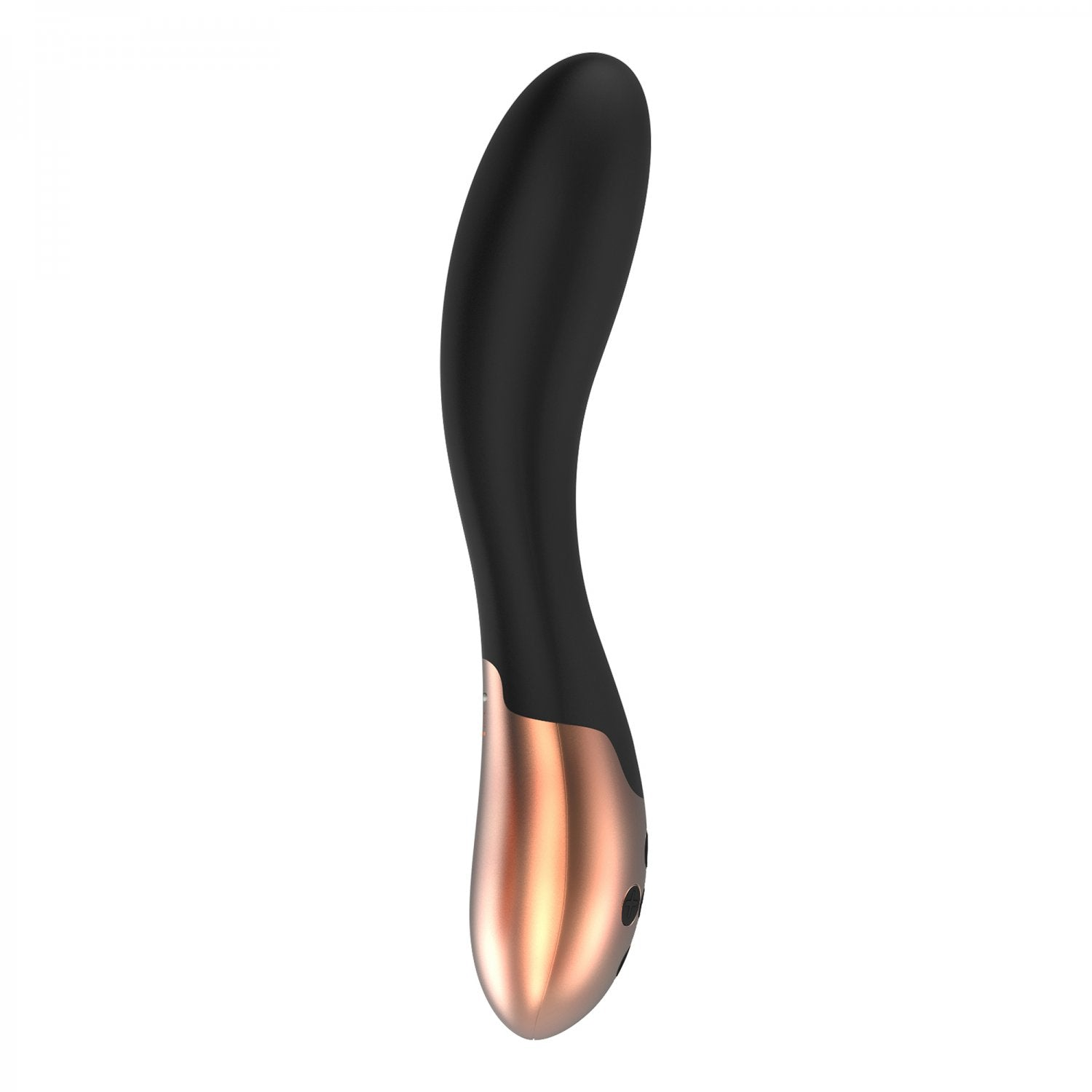 Posh Heating G-Spot Vibe in Black - Sex Toys Vancouver Same Day Delivery