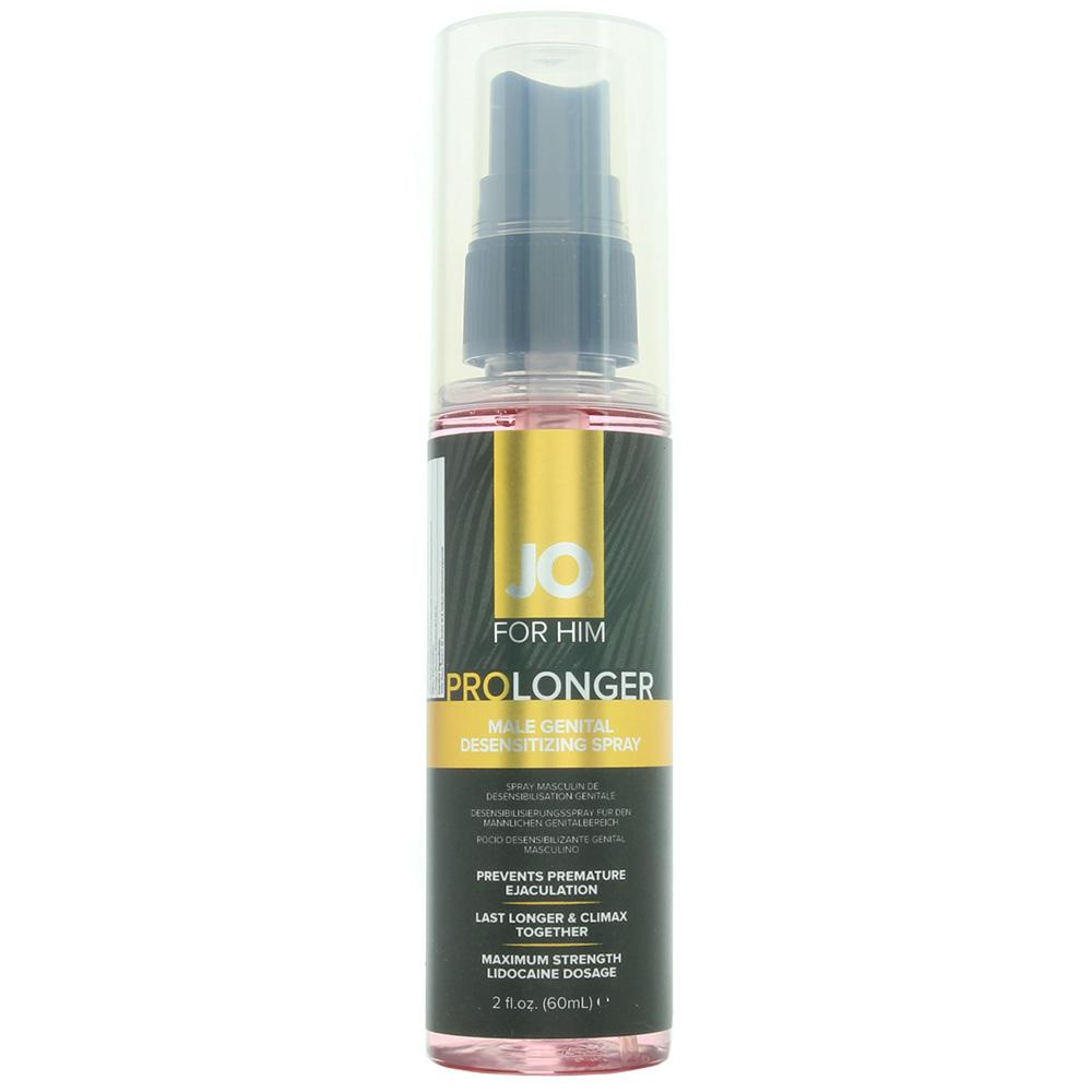 Prolonger Male Genital Desensitizing Spray in 2oz/60ml - Sex Toys Vancouver Same Day Delivery