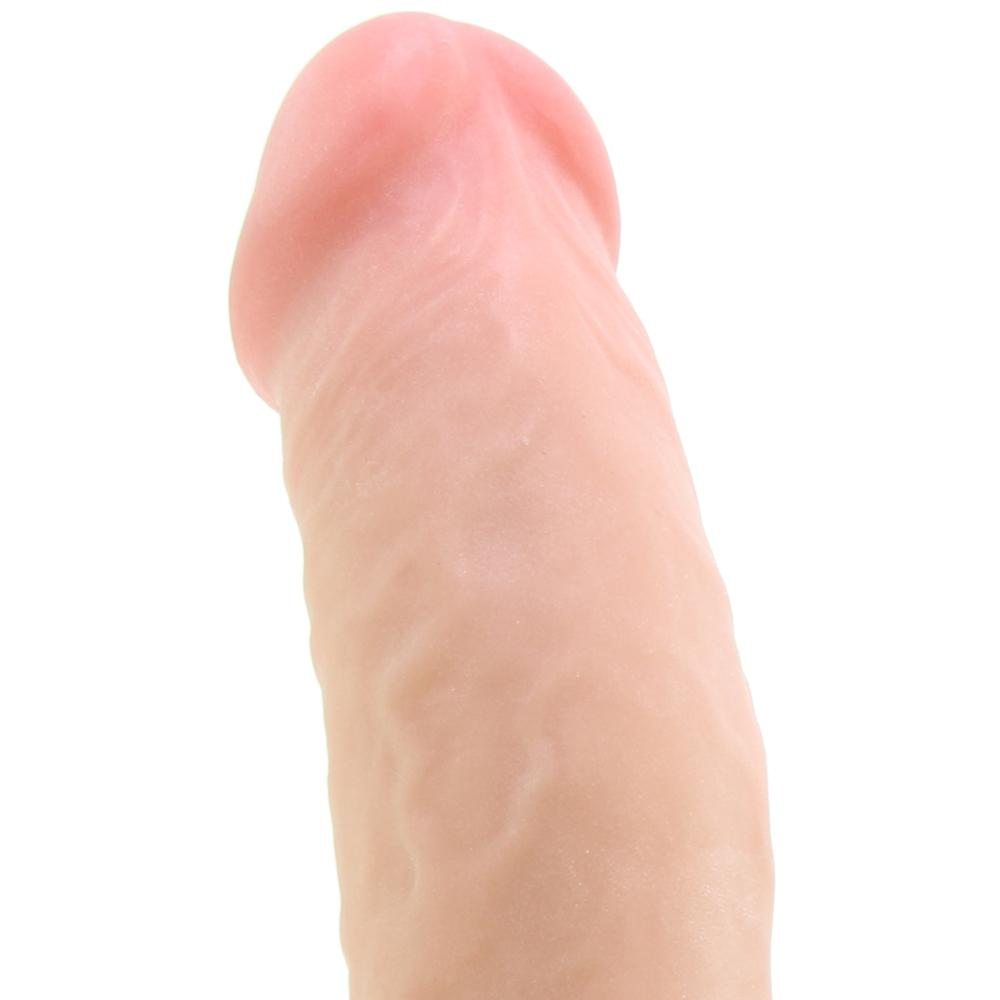 "Realcocks 7.5"" Realistic Sliders Dildo in Vanilla"