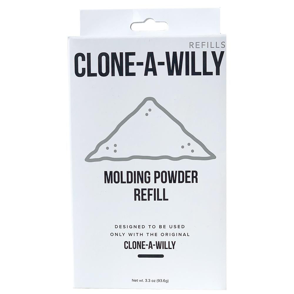 Refill Clone-A-Willy Molding Powder in 3oz - Sex Toys Vancouver Same Day Delivery