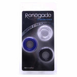 Renegade Stamina Rings - Sex Toys Vancouver Same Day Delivery