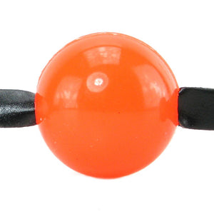 Sex & Mischief Solid Red Ball Gag - Sex Toys Vancouver Same Day Delivery
