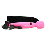 Wireless 15X Silicone Mega Wand in Pink - Sex Toys Vancouver Same Day Delivery