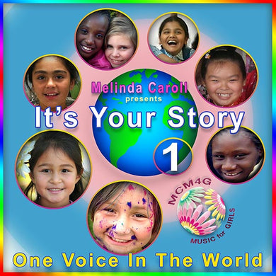 One Voice In The World - Lyrics