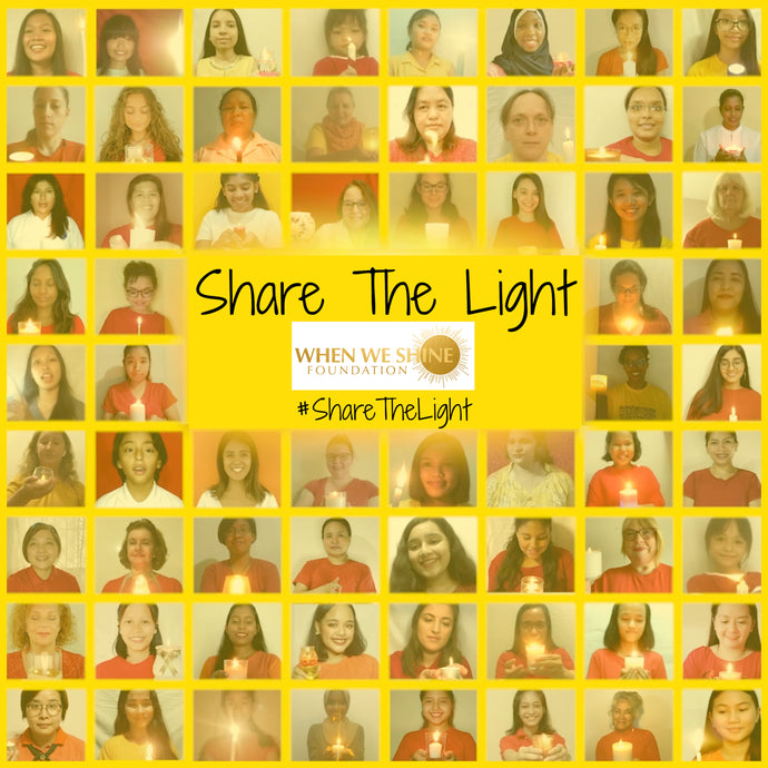 Share The Light - Sing Along/Karaoke