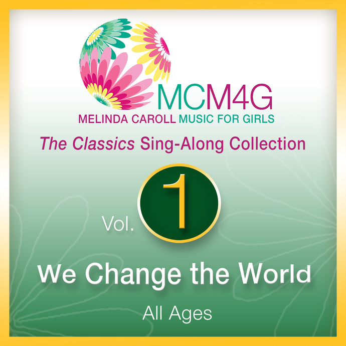 We Change the World (Traditional) - MP3