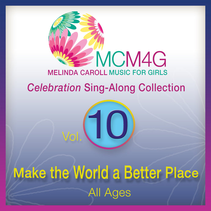 Make the World a Better Place! - MP3