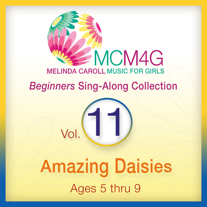 MCM4G Vol. 11 - Amazing Daisies Sing-Along Collection - Album