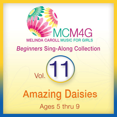 Amazing Daisies - MP3