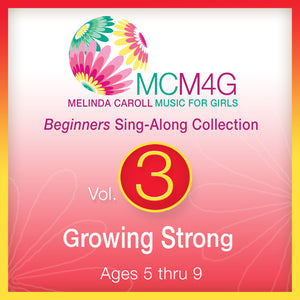 Growing Strong - MP3