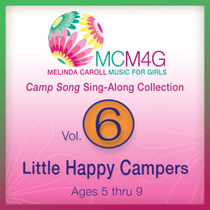 MCM4G Vol. 6 - Little Happy Campers Sing Along - Album