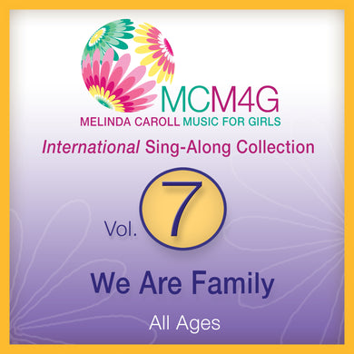 MCM4G Vol. 7 - We Are Family - Album