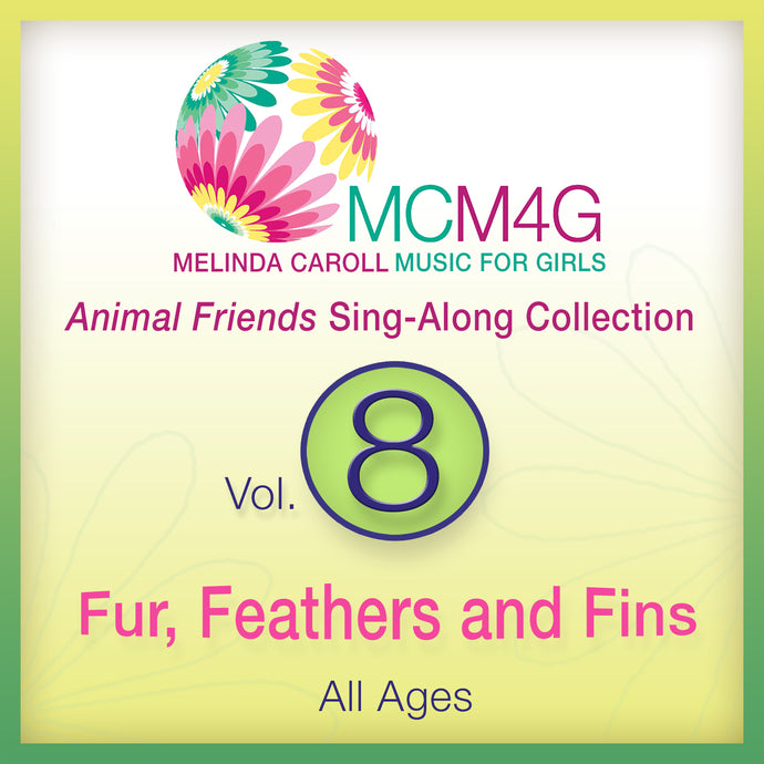 MCM4G Vol. 8 - Fur, Feathers and Fins - Album