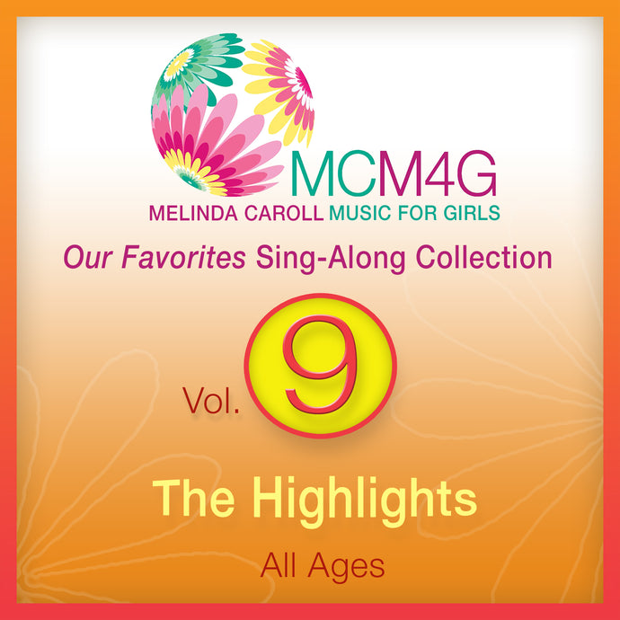 MCM4G Vol. 9 - The Highlights Sing-Along Collection - Album